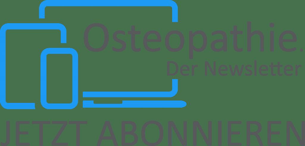 Newsletter Osteopathie